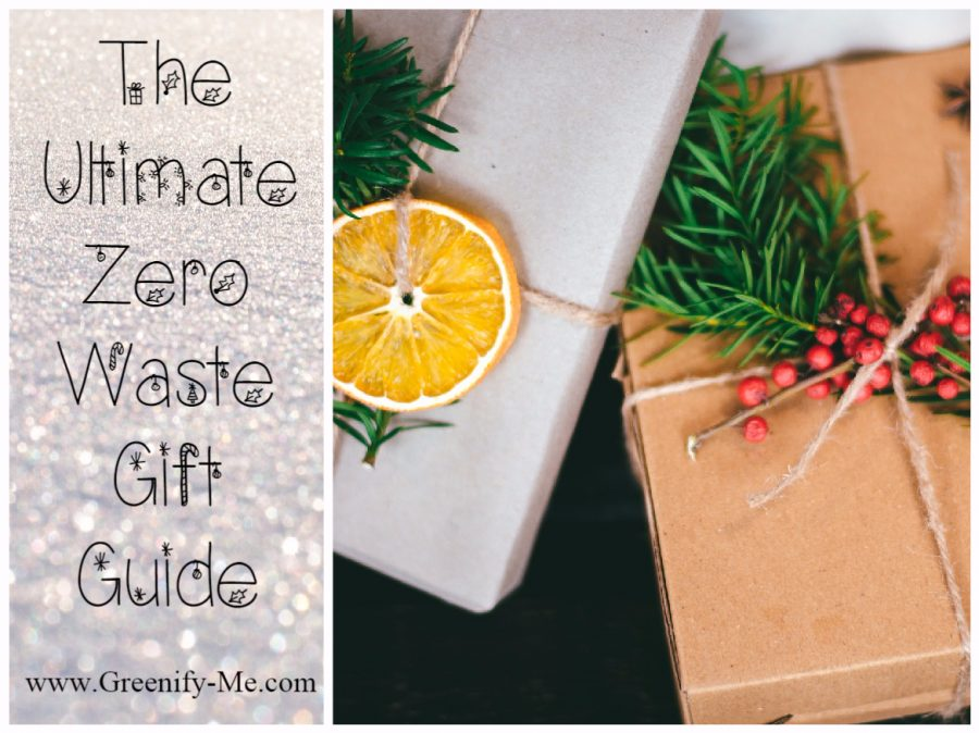 The Ultimate Zero Waste Gift Guide