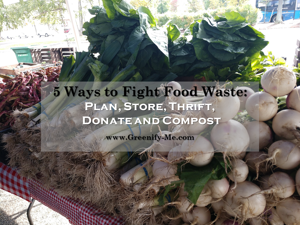 fight food waste