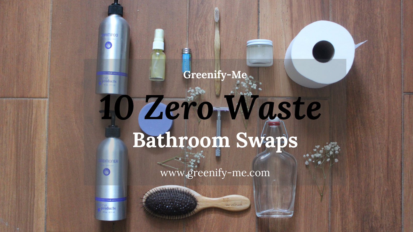zero waste bathroom