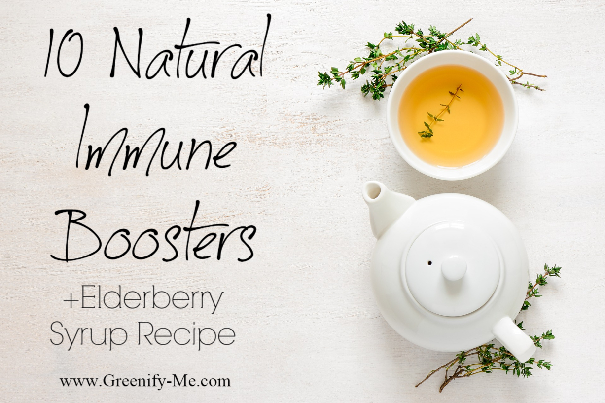 natural immune boosters