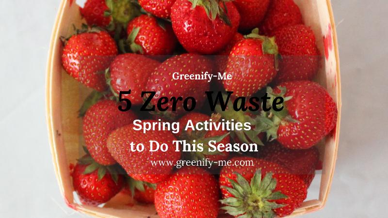 zero waste spring