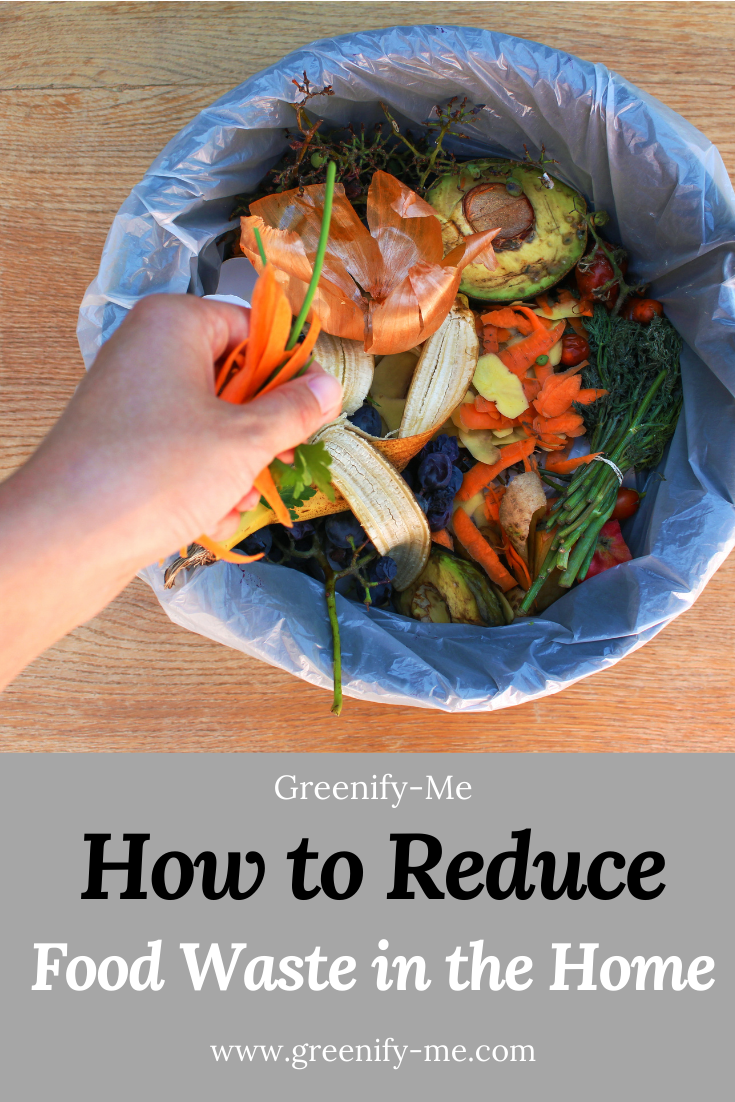 How to Reduce Food Waste in the Home