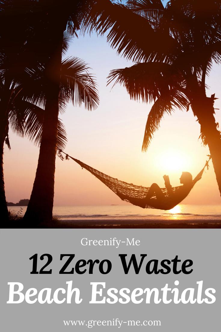 12 Zero Waste Beach Essentials