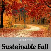 Sustainable Fall Bucket List