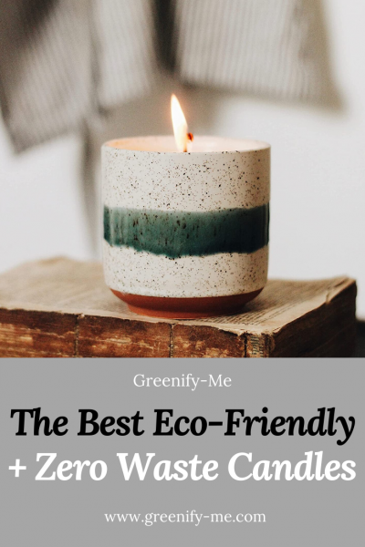 The Best Eco-Friendly Candles For a Non-Toxic Home