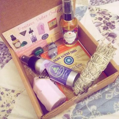 Review: September Goddess Provisions Box – Good Vibes Only