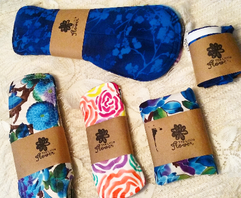 Review: The Little Flower – My Experience with Reusable Cloth Pads