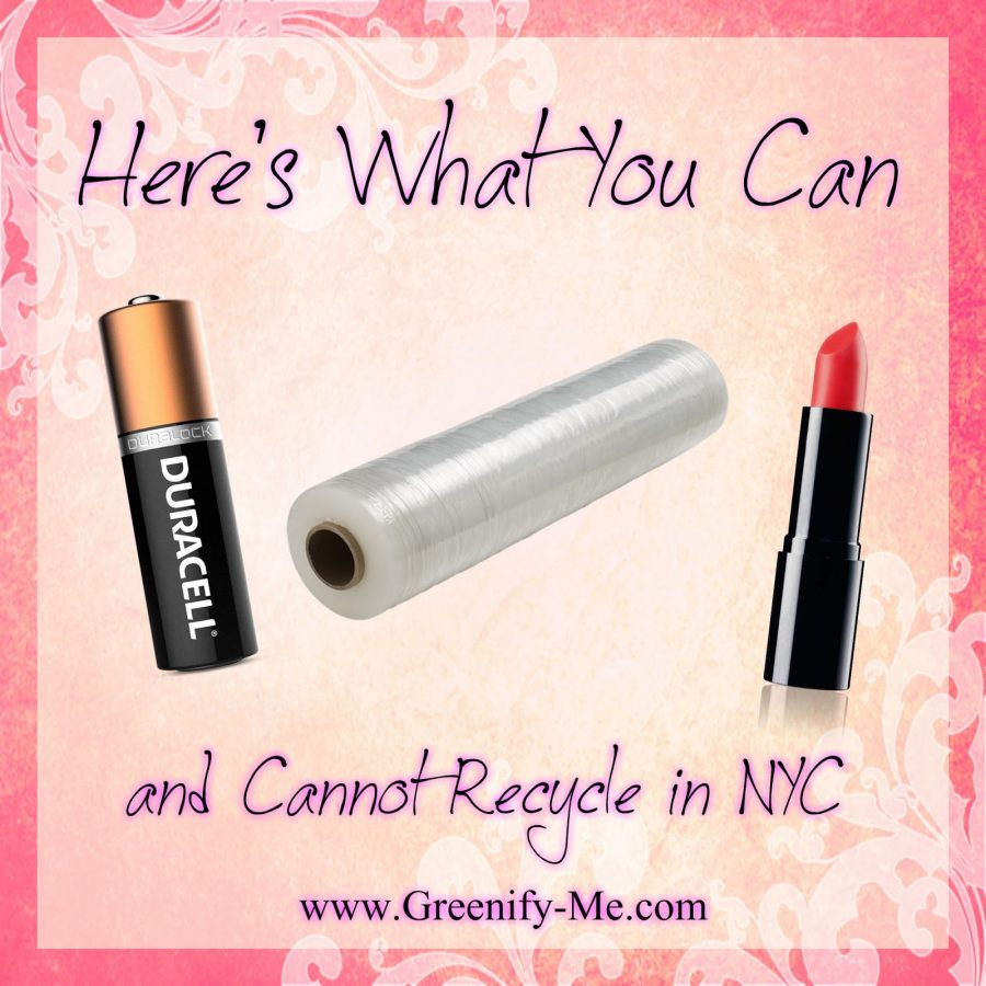 Here's What You Can and Cannot Recycle in NYC