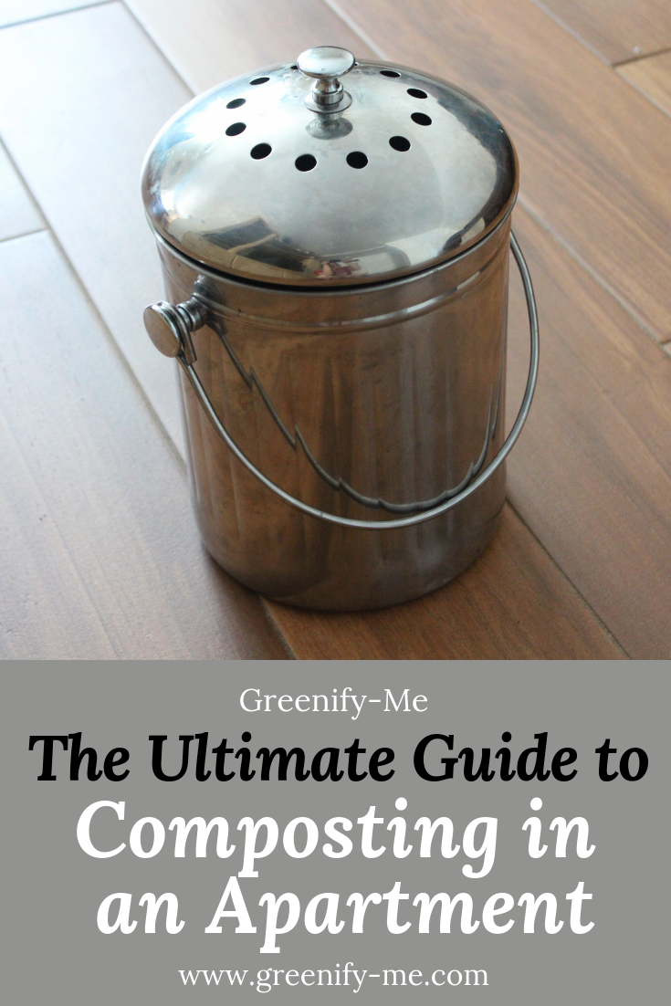The Ultimate Guide to Composting in an Apartment