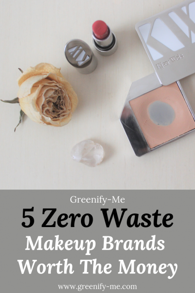 5 Zero Waste Makeup Brands Worth The Money