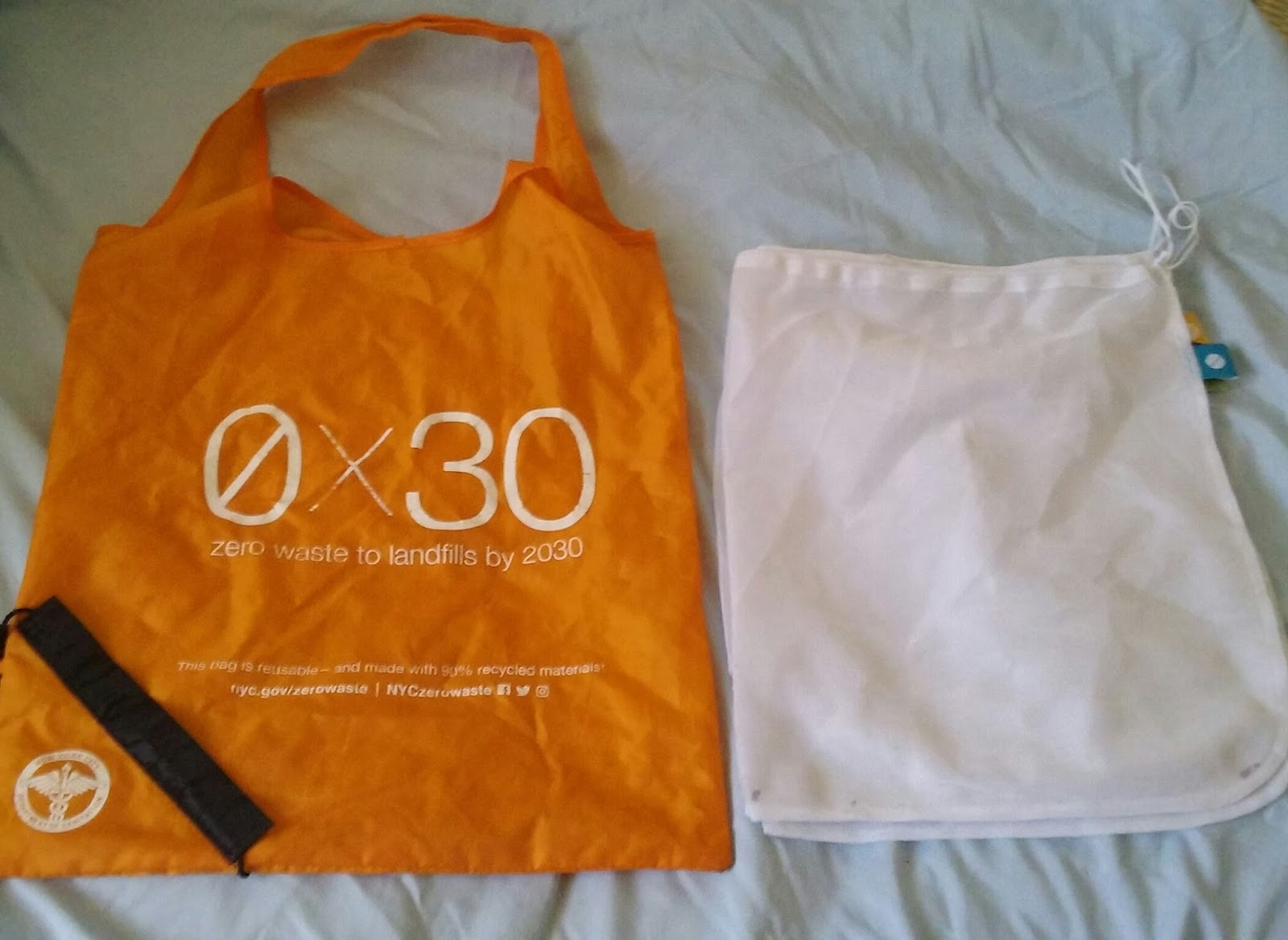 2 steps to zero waste