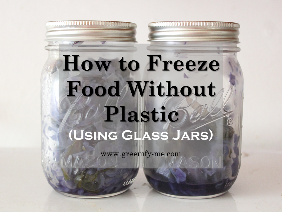 freeze food without plastic