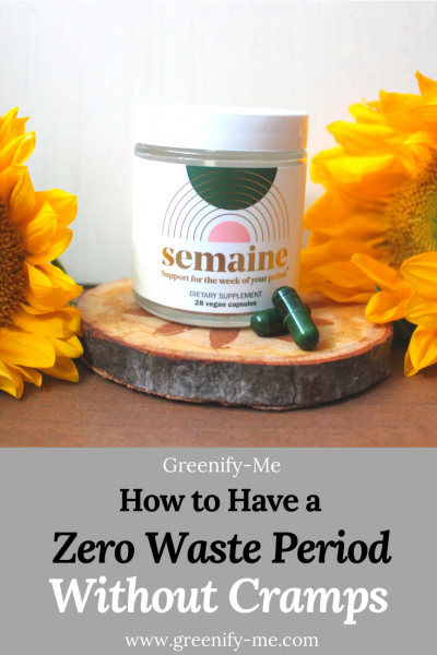 How to Have a Zero Waste Period Without Cramps