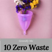 10 Zero Waste Period Products