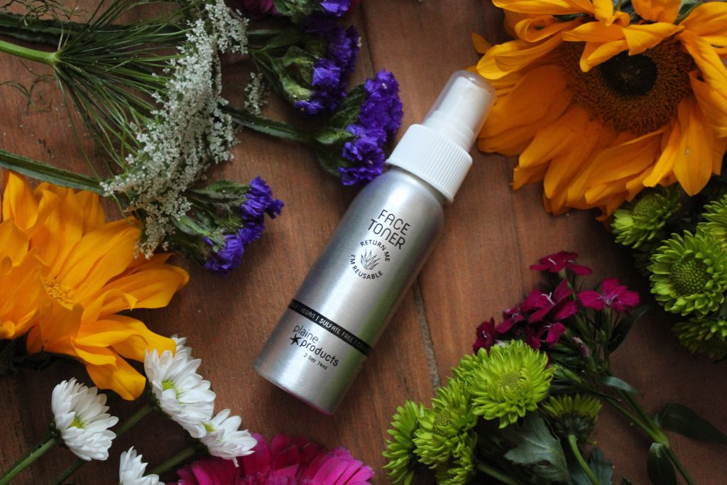 Plaine Products, Zero Waste Skincare You Can Refill