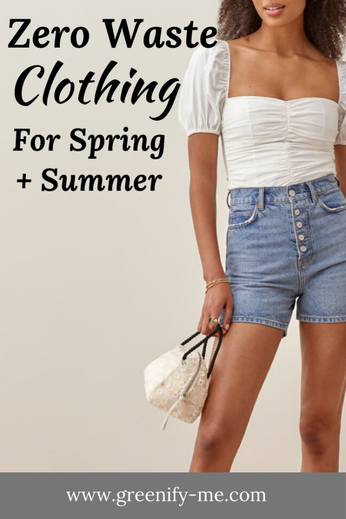 Zero Waste Clothes for Spring and Summer