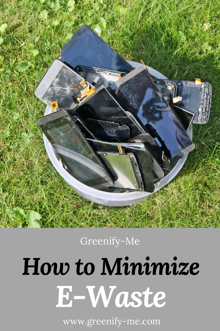How to Make Minimalistic Tech Choices to Reduce E-Waste