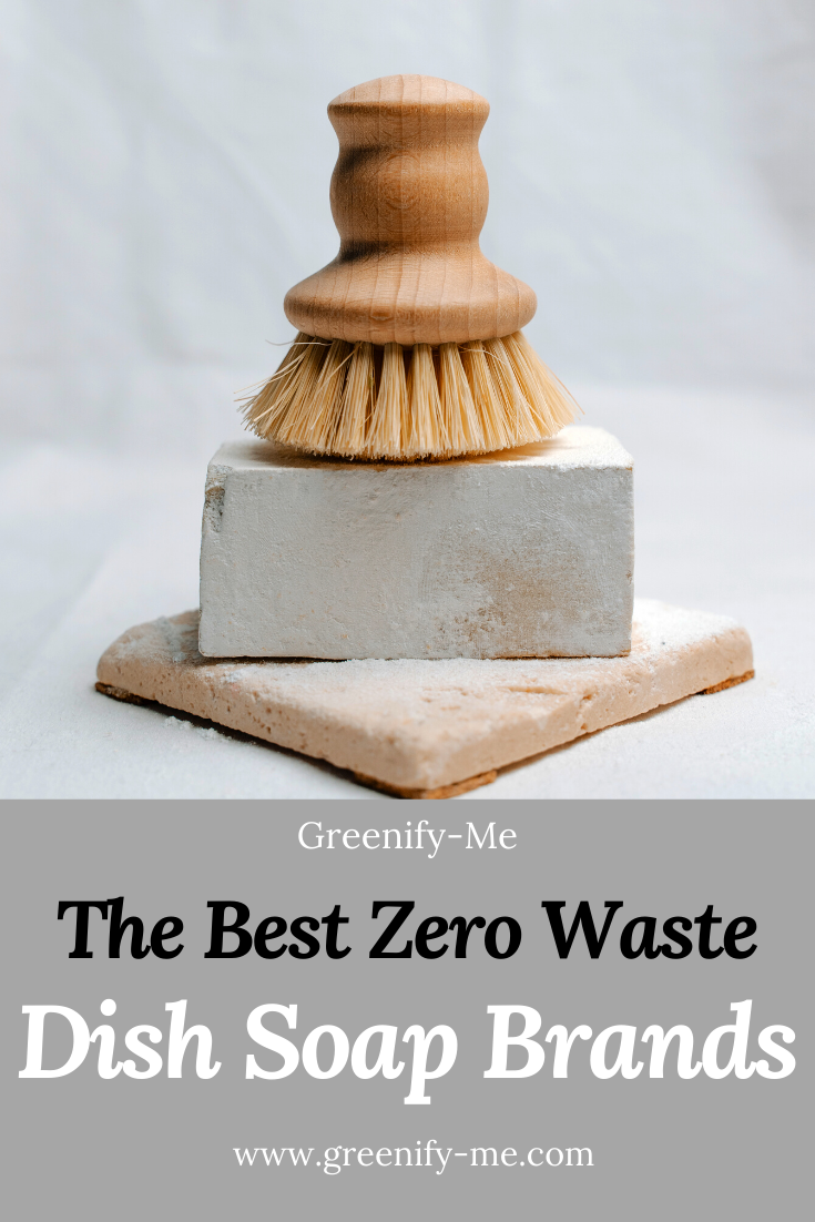 Zero Waste Dish Soap: 11 Plastic Free Dish Soaps