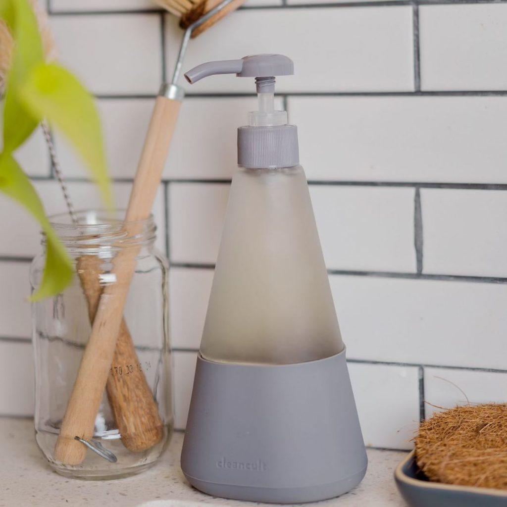 Cleancult: Zero Waste Dish Soap: 11 Plastic Free Dish Soaps