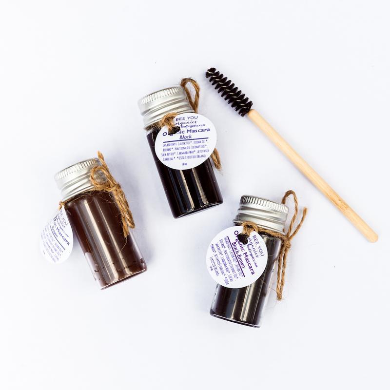 Bee You Organics: Zero Waste Mascara: 15 Sustainable Brands for Bold Lashes