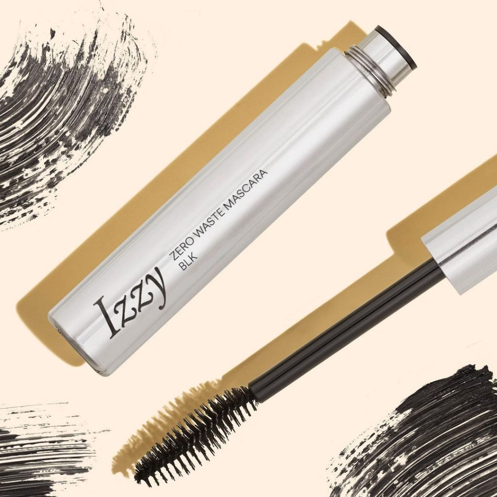 Izzy Zero Waste Mascara: Zero Waste Mascara: 15 Sustainable Brands for Bold Lashes