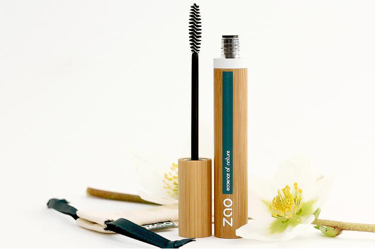 Zao Organics: Zero Waste Mascara: 15 Sustainable Brands for Bold Lashes